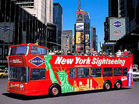 Hop on hop off New York/