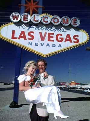 Trouwen in Las Vegas/