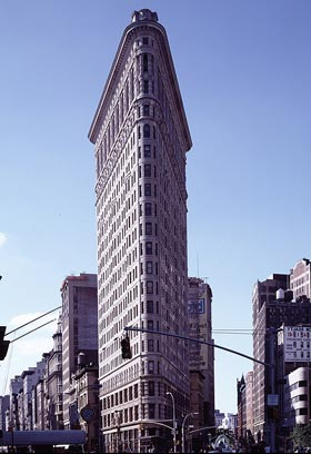 Flatiron Building/