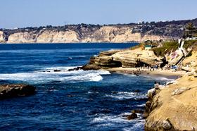 La Jolla Cove/