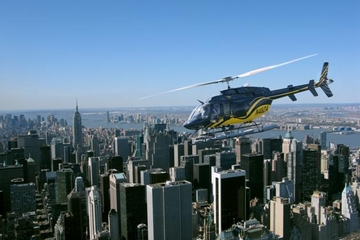 Helikoptervluchten New York/
