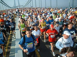 New York City Marathon/