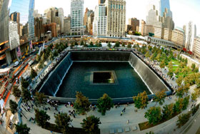 911 Memorial & Financial District tour/