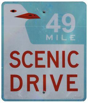 49 Mile Scenic Drive/