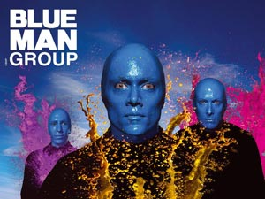 Blue Man Group/