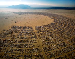Burning Man Festival/