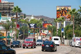 Sunset Boulevard/