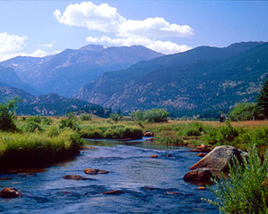 Rocky Mountain National Park/