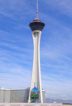 The Stratosphere Observation Deck/