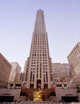Rockefeller Center/