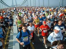 New York City Marathon/