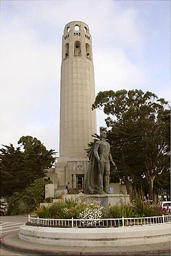 Coit Tower/