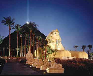 Luxor Hotel/